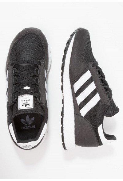 Adidas FOREST GROVE  - Baskets basses core black/footwear white pas cher