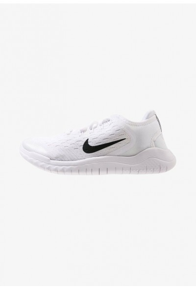 Nike FREE RN 2018 - Chaussures de course neutres white/black liquidation