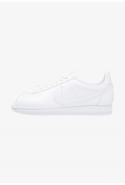 Black Friday 2020 | Nike CLASSIC CORTEZ - Baskets basses white liquidation
