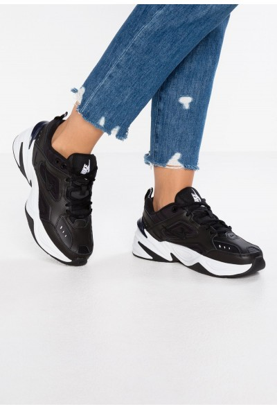 Black Friday 2020 | Nike M2K TEKNO - Baskets basses black/offwhite/obsidian liquidation
