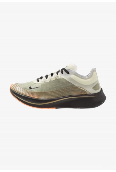 Nike ZOOM FLY SP - Chaussures de running compétition medium olive/black liquidation