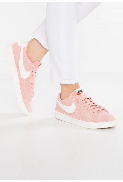 Nike BLAZER LOW SD - Baskets basses coral stardust/sail liquidation