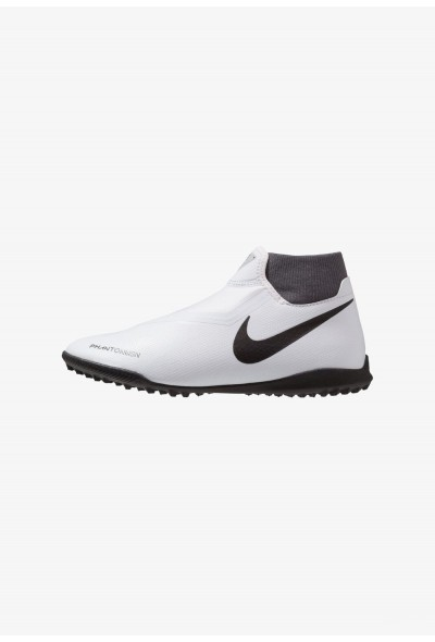 Black Friday 2020 | Nike PHANTOM OBRAX 3 ACADEMY DF TF - Chaussures de foot multicrampons wolf grey/metallic dark grey/dark grey/light crimson/pure platinum liquidation