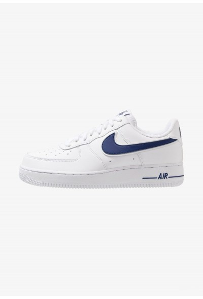 Nike AIR FORCE 1 '07 - Baskets basses white/deep royal liquidation