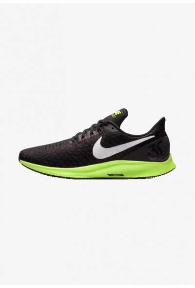 Nike AIR ZOOM PEGASUS 35 - Chaussures de running neutres black/ bordeaux/white liquidation