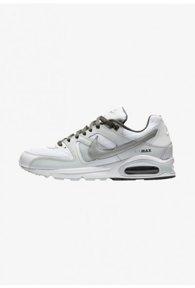 Nike COMMAND - Baskets basses white/pure platinum/dark grey/wolf grey liquidation