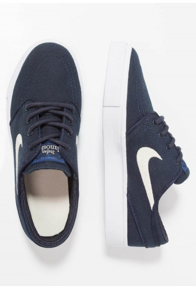 Nike STEFAN JANOSKI - Baskets basses obsidian/light cream/white liquidation