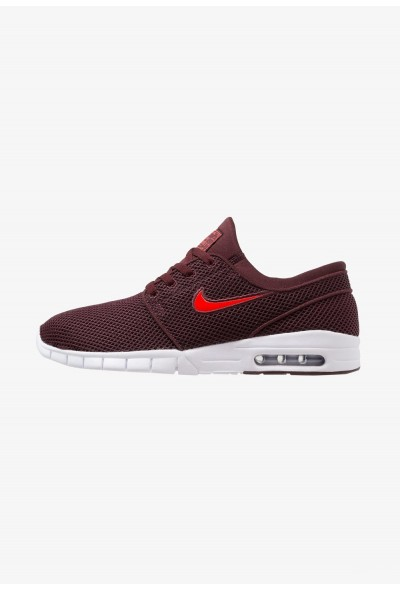 Nike STEFAN JANOSKI MAX - Baskets basses burgundy crush/habanero red/white liquidation