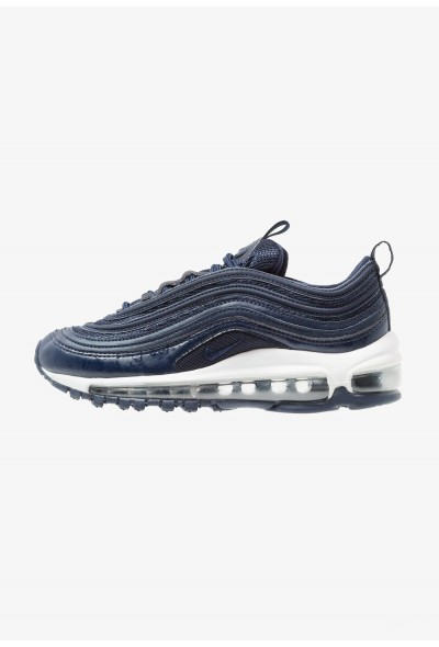 Nike AIR MAX 97 - Baskets basses obsidian/white liquidation