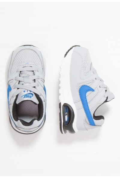 Nike AIR MAX COMMAND FLEX - Baskets basses wolf grey/signal blue/black/white liquidation