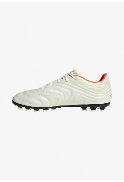 Adidas Copa 19.3 Artificial Grass Boots - Chaussures de foot à crampons white/ red pas cher