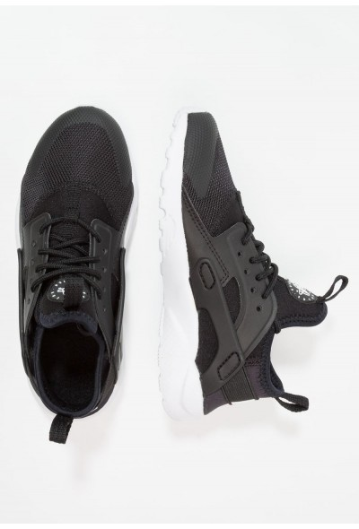 Black Friday 2020 | Nike HUARACHE RUN ULTRA (PS) - Baskets basses black/white liquidation