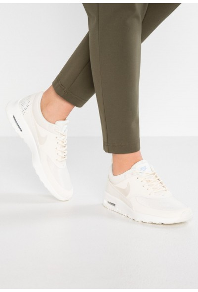 Nike AIR MAX THEA - Baskets basses pale ivory/sail/aluminum liquidation