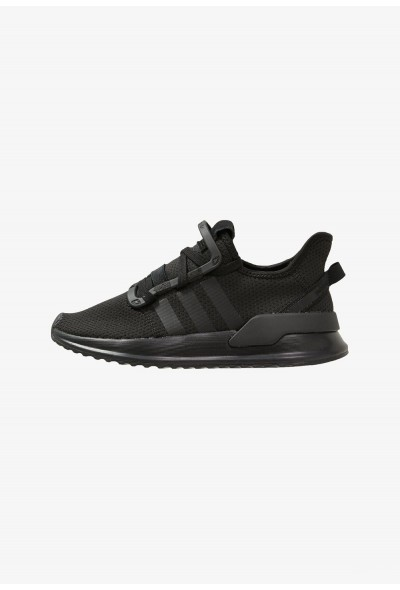 Adidas U_PATH RUN - Baskets basses black pas cher