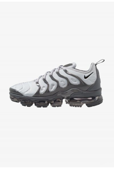 Black Friday 2020 | Nike AIR VAPORMAX PLUS - Baskets basses wolf grey/black/dark grey liquidation