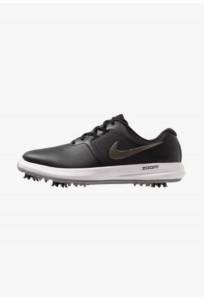 Nike AIR ZOOM VICTORY - Chaussures de golf black/metallic pewter/gunsmoke/vast grey/platinum tint liquidation