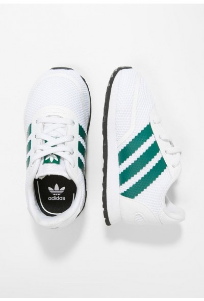 Adidas N-5923 - Mocassins footwear white/collegiate green/core black pas cher