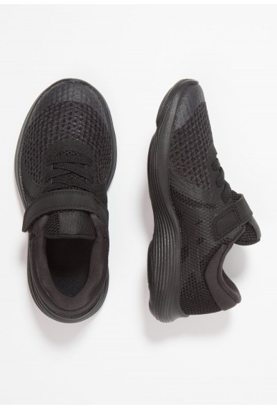 Black Friday 2020 | Nike REVOLUTION 4 - Chaussures de running neutres black/white/anthracite liquidation