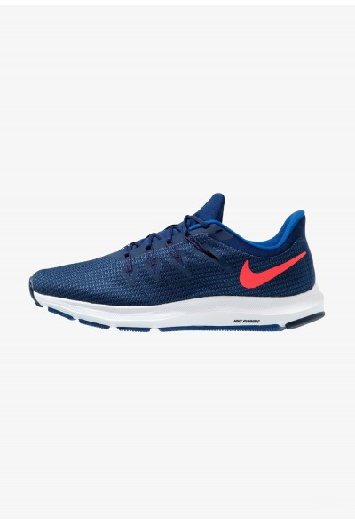 Black Friday 2020 | Nike QUEST - Chaussures de running neutres blue void/red orbit/indigo force/white liquidation
