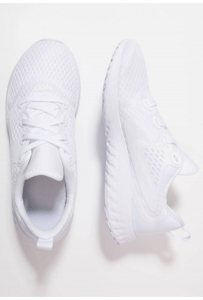 Nike LEGEND REACT - Chaussures de running neutres white liquidation