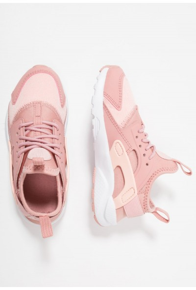 Nike HUARACHE RUN ULTRA SE (PS) - Baskets basses rust pink/storm pink/white liquidation