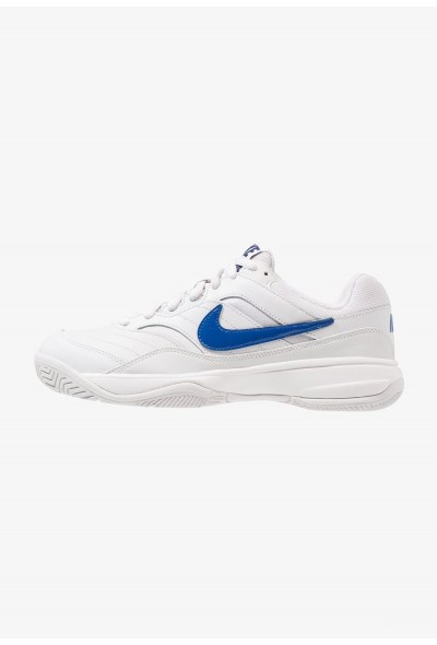 Black Friday 2020 | Nike COURT LITE - Baskets tout terrain vast grey/indigo force liquidation