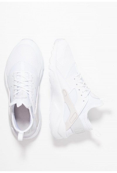 Black Friday 2020 | Nike AIR HUARACHE RUN ULTRA  - Baskets basses white/vast grey liquidation