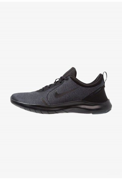 Nike FLEX EXPERIENCE RN 8 - Chaussures de course neutres black/anthracite/dark grey liquidation