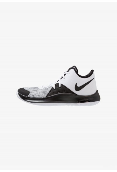 Nike AIR VERSITILE III - Chaussures de basket white/black/dark grey liquidation