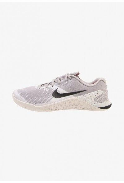 Nike METCON 4 - Chaussures d'entraînement et de fitness atmosphere grey/black/vast grey liquidation