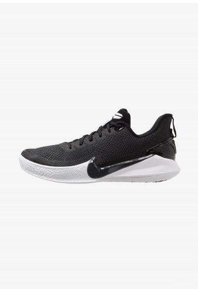 Nike MAMBA FOCUS - Chaussures de basket black/dark grey/white liquidation