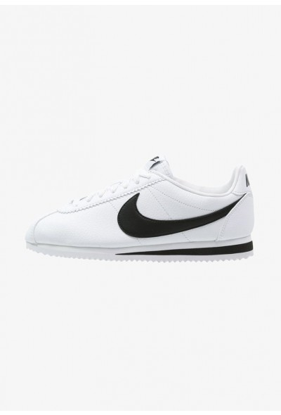Black Friday 2020 | Nike CLASSIC CORTEZ - Baskets basses white/black liquidation