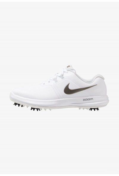 Nike AIR ZOOM VICTORY - Chaussures de golf white/metallic pewter/vast grey/platinum tint liquidation