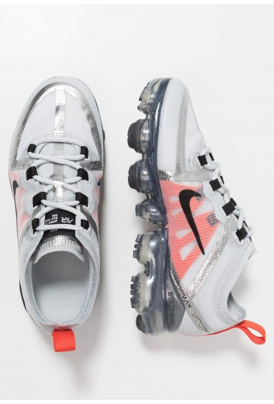 Black Friday 2020 | Nike AIR VAPORMAX 2019 - Chaussures de running neutres pure platinum/black/white/team orange liquidation