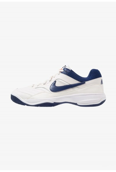 Black Friday 2019 | Nike COURT LITE - Baskets tout terrain phantom/blue void/sail/black liquidation