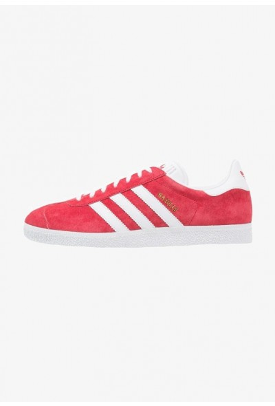 Black Friday 2020 | Adidas GAZELLE - Baskets basses scarlet/white/gold met pas cher