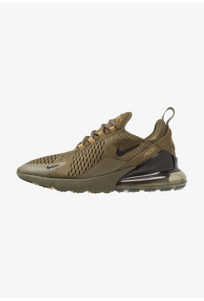 Black Friday 2020 | Nike AIR MAX 270 - Baskets basses olive/black/golden moss/medium olive liquidation