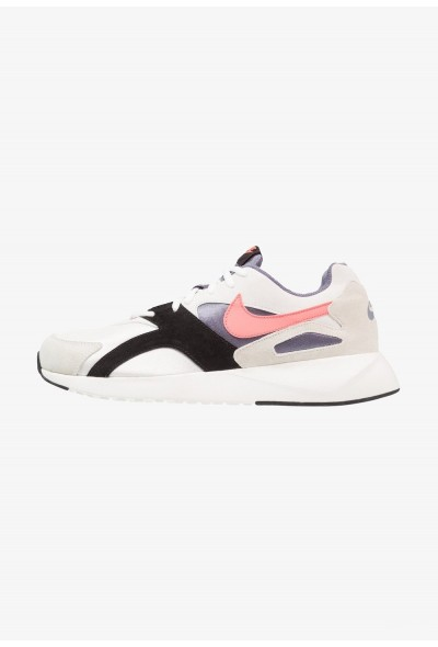 Nike PANTHEOS - Baskets basses summit white/hot punch/black/light carbon/sail liquidation