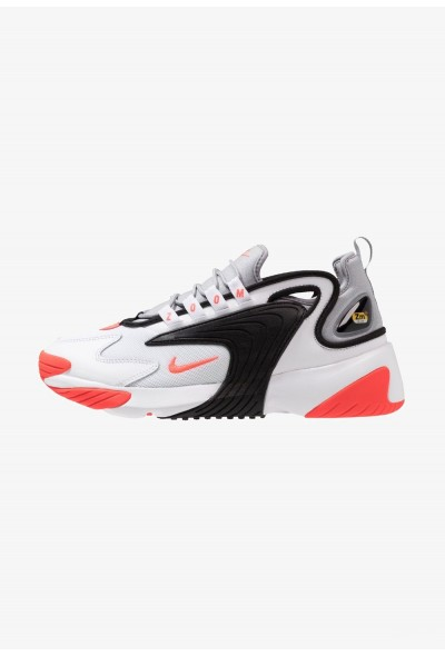 Nike ZOOM 2K - Baskets basses white/infrared 23/wolf grey/black liquidation