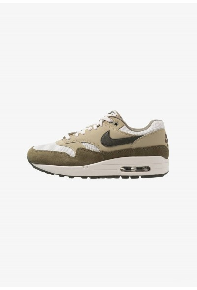 Nike AIR MAX 1 - Baskets basses neutral olive/sequoia/light bone liquidation
