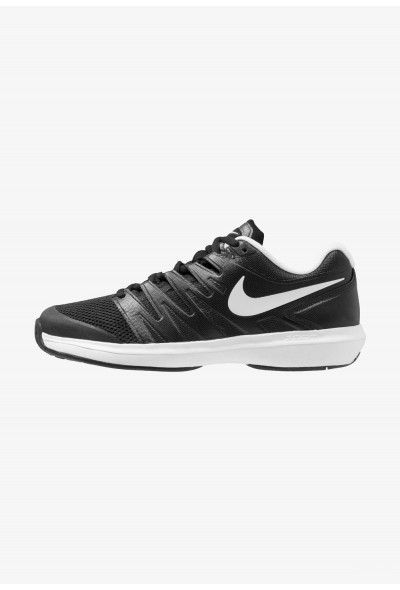 Nike AIR ZOOM PRESTIGE HC - Baskets tout terrain black/white liquidation