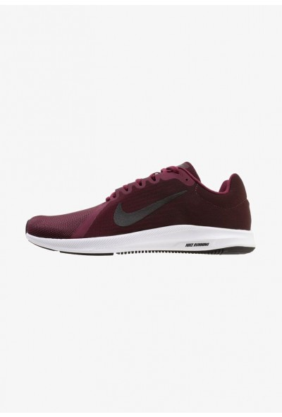 Nike DOWNSHIFTER 8 - Chaussures de running neutres bordeaux/black/deep burgundy liquidation