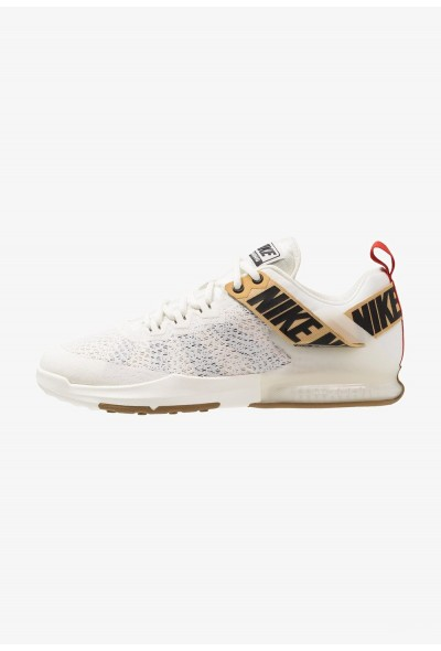 Nike ZOOM DOMINATION TR 2 - Chaussures d'entraînement et de fitness sail/black/club gold/golden beige liquidation