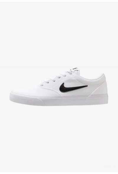 Nike CHARGE SLR - Baskets basses white liquidation