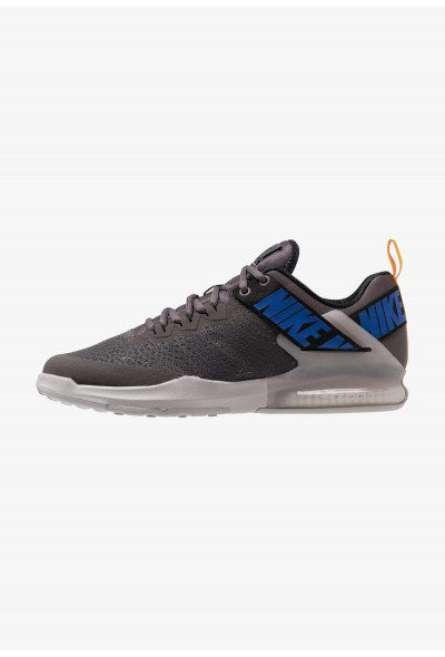 Nike ZOOM DOMINATION TR 2 - Chaussures d'entraînement et de fitness thunder grey/game royal/atmosphere grey liquidation