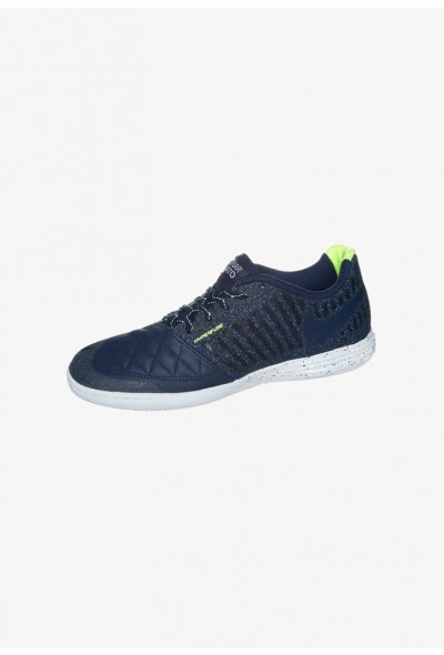 Black Friday 2020 | Nike LUNARGATO II - Chaussures de foot en salle - blackened blue/ blackened blue blackened blue/ blackened blue-white liquidation