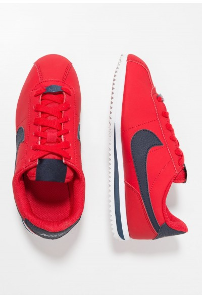 Black Friday 2020 | Nike CORTEZ BASIC  - Baskets basses red liquidation