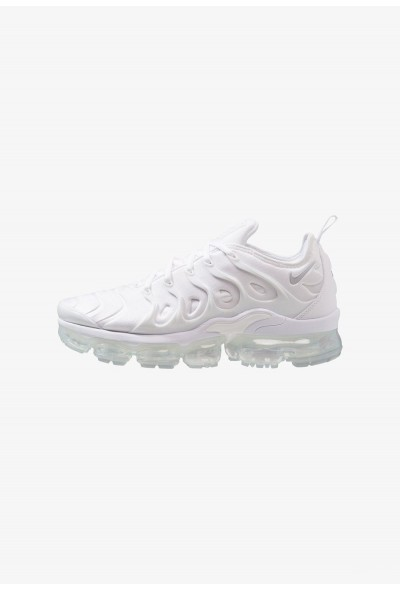 Nike AIR VAPORMAX PLUS - Baskets basses white/pure platinum liquidation