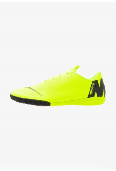 Black Friday 2020 | Nike MERCURIAL VAPORX 12 ACADEMY IC - Chaussures de foot en salle volt/black liquidation