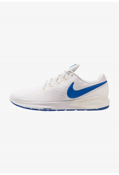 Black Friday 2020 | Nike AIR ZOOM STRUCTURE  - Chaussures de running stables vast grey/game royal/sail/blue lagoon liquidation